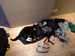 Fritz liked the suitcase